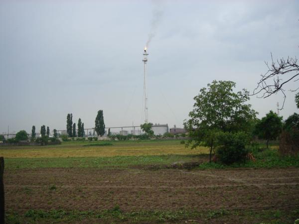 Ploesti je největší středisko ropného průmyslu v Rumunsku.