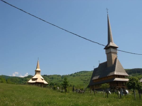 A některé takové kostelíky jsou i novostavby!