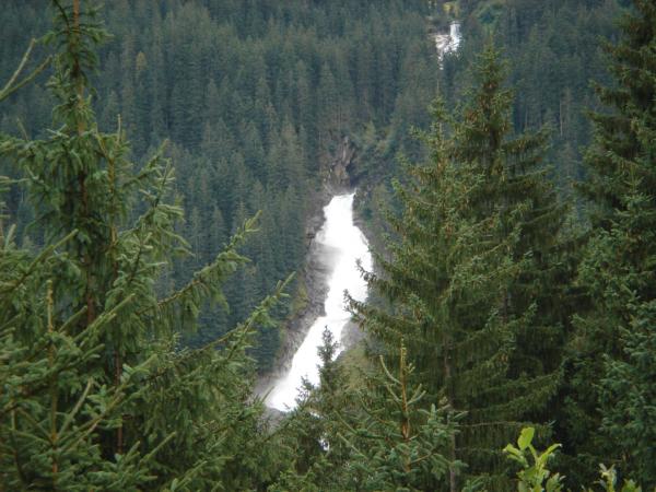 Krimmelské vodopády.