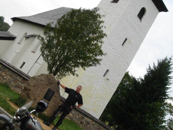 Svatojansky Kostol u Kremnicke Bane,