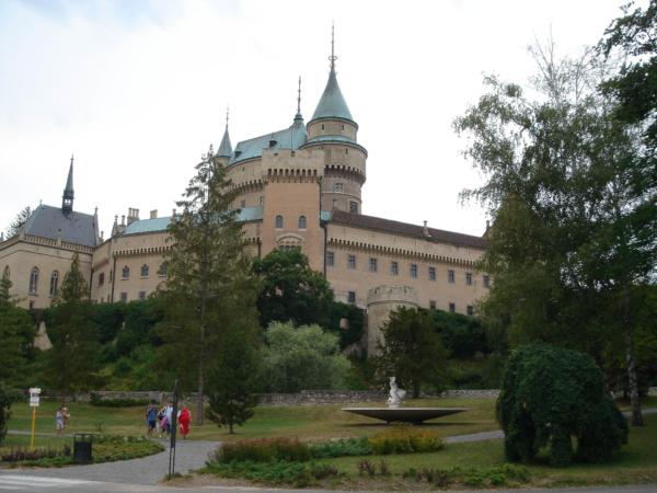 Bojnický hrad