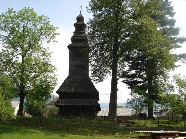 Kostelík v Koločavě