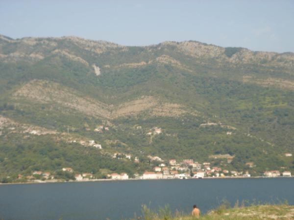 Výhledy na Černohorské kopce.