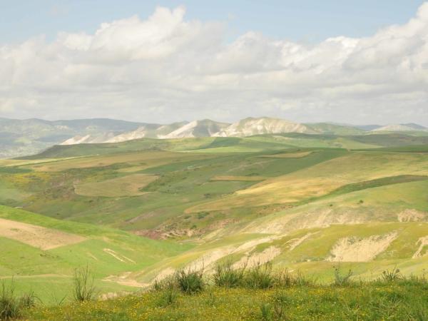 Krajina před Fezem