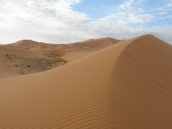 Samý písek