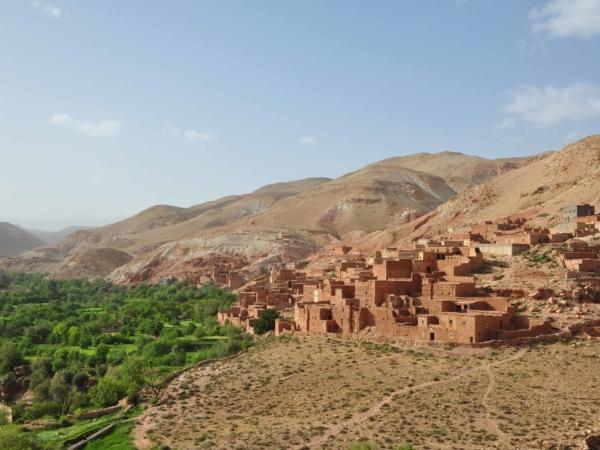 V údolí je ale i mnoho dalších zachovalých a obydlených kaseb.