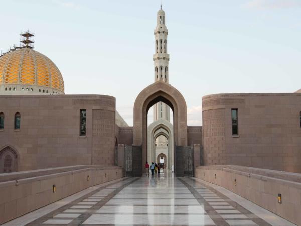 Velká mešita sultána Kábúse