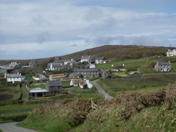 Ostrov Man jsou krásné starobylé vesničky.