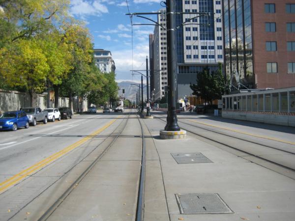 Jezdí zde tramvaje což pro města v USA rozhodně není obvyklé.