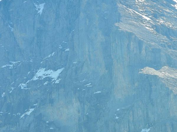 Severní stěna Eigeru.