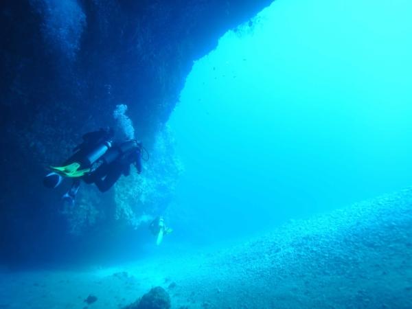 Lokalita Caves