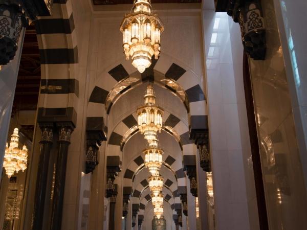 Velká mešita sultána Kábúse.