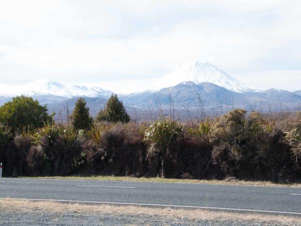 Mount Ngauruhoe 2287.