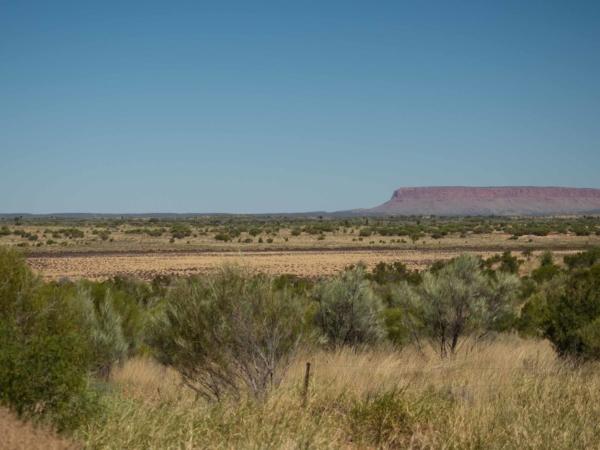 Že by Uluru? Ne ne ještě ne.