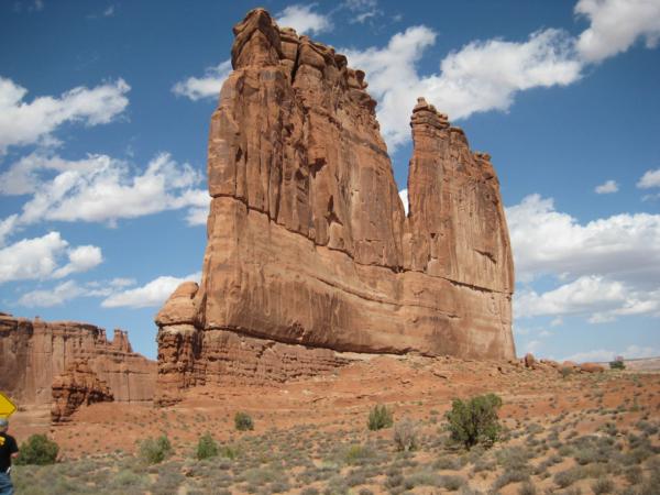 Babylonská věž a varhany.