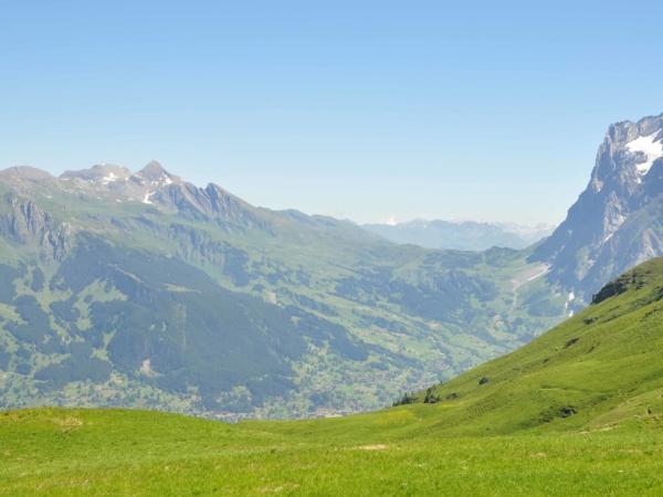 Pod námi Grindelwald