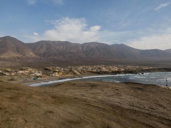 A ten domek byl v zálivu San Juan se stejnojmeným městečkem.