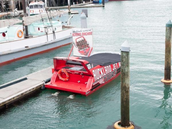 Takhle vypadá Jetboat.