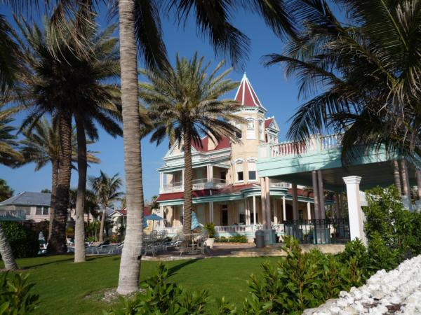 Luxusní hotel na Key Westu