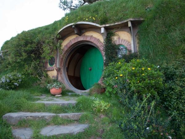Domeček Bilbo Pytlíka.