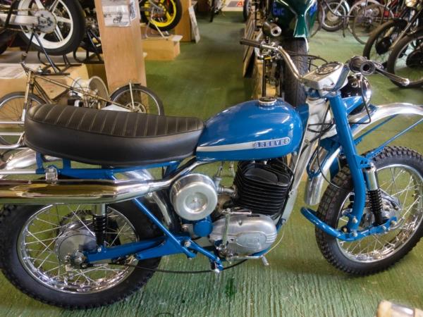 Tahle motorka se mi líbila nejvíce - krasavice!