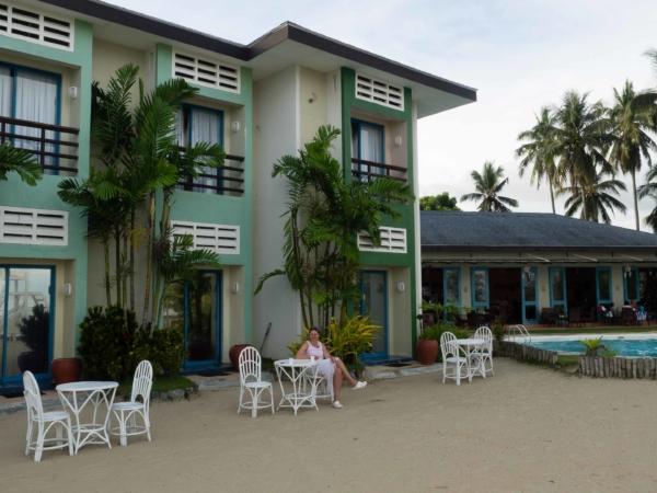 Hotel Microtel.