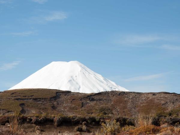 Mount Ngauruhoe.