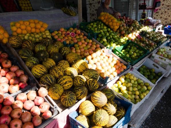 Konec září - sezónní nabídka ovoce !