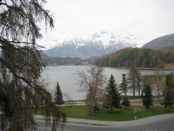 Jezero St. Mořic.