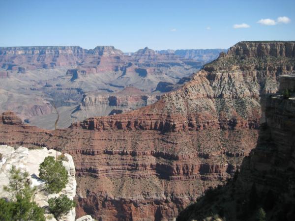 Yavapai Point a Grand Canyon...