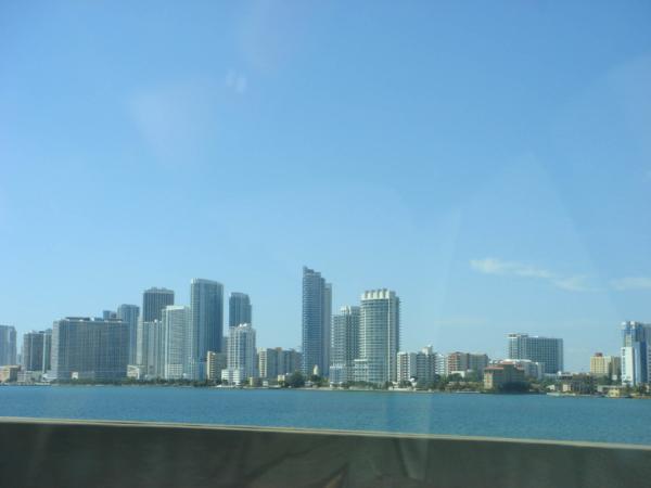 Miami Downtown.