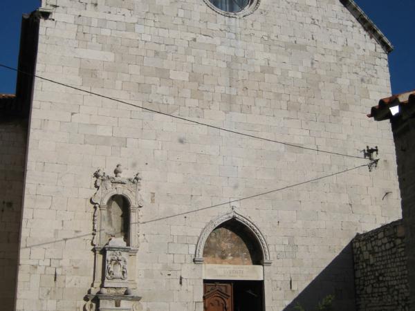 Kostel v Šibeniku