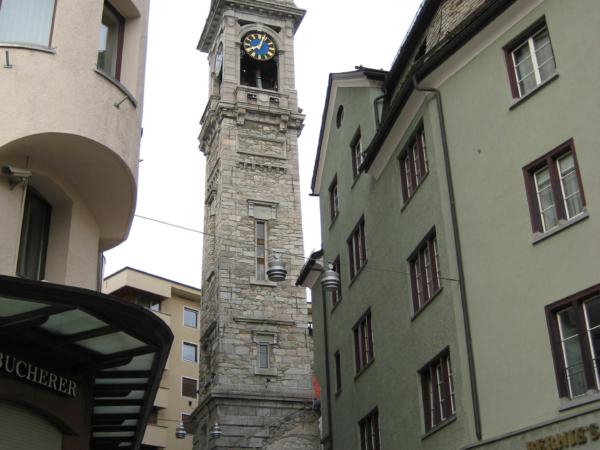 St. Mořic náměstí - kostel