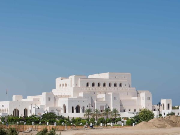 Královská opera v Muscatu.