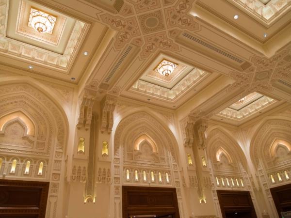 Královská opera - interiér.