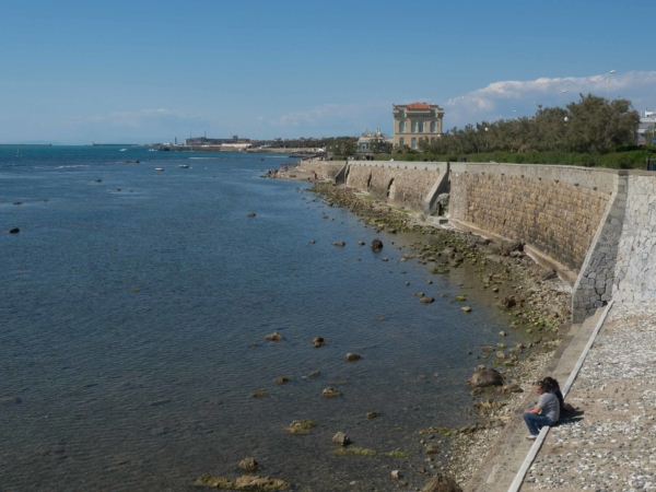 Asi 10km dlouhá promenáda, vedoucí z centra Livorna po pobřeží.