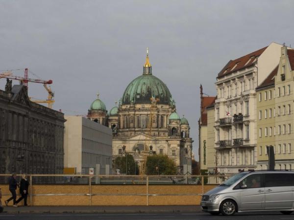 Berlínská katedrála.
