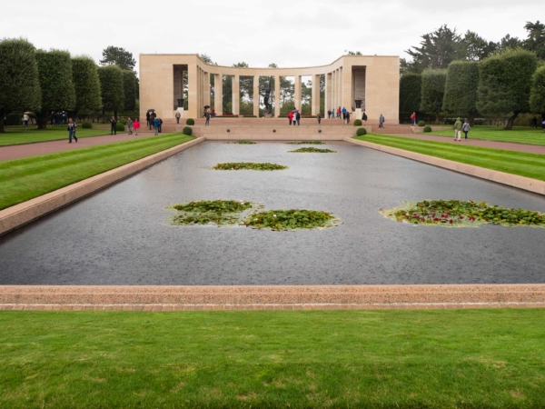 Válečný památník - Zahrada nezvěstných.
