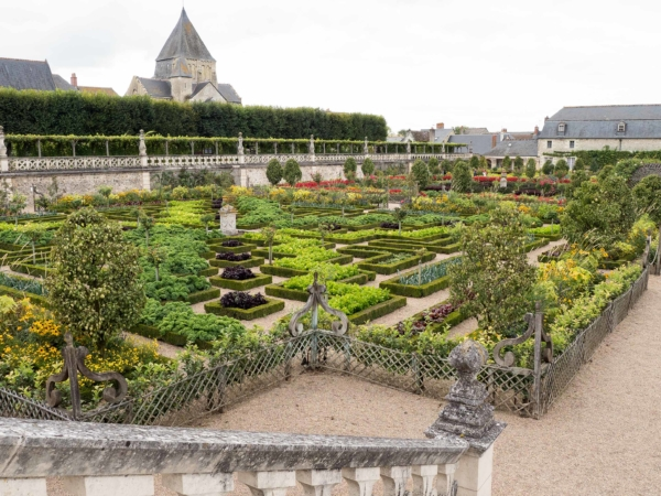 A jeho úžasná zahrada...