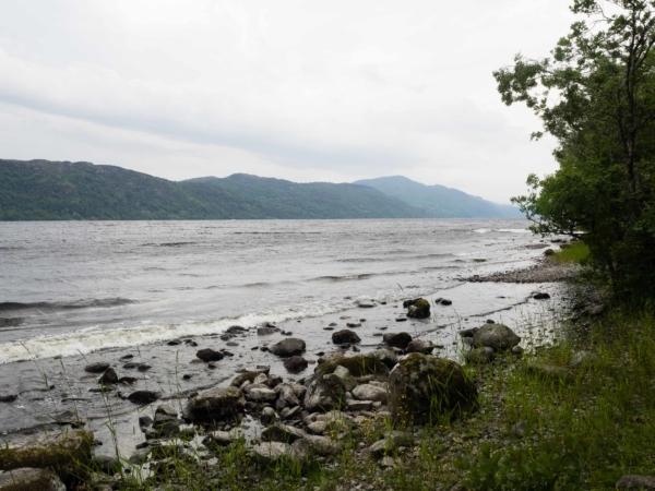 Jezero Ness (Loch Ness)