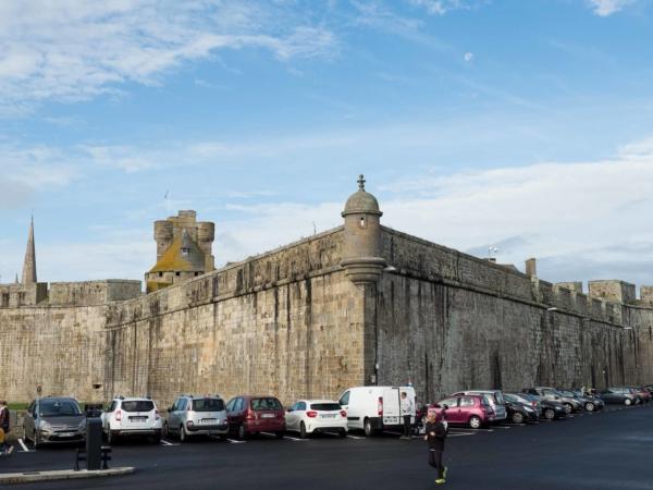 Pevnost ve starém městě.