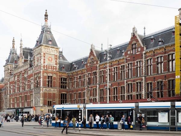 Budova centrálního nádraží