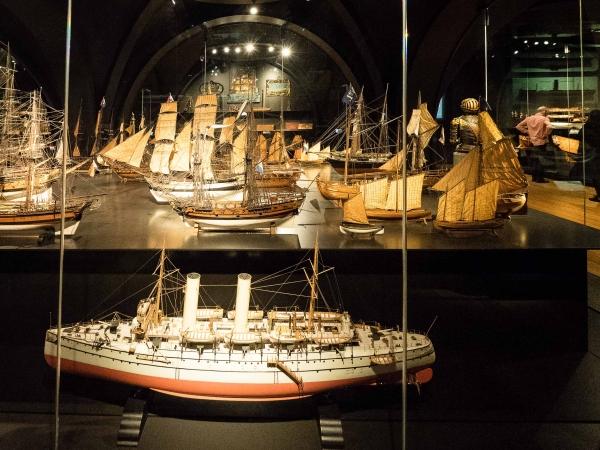 Z dob kdy holanďané vládli mořím.