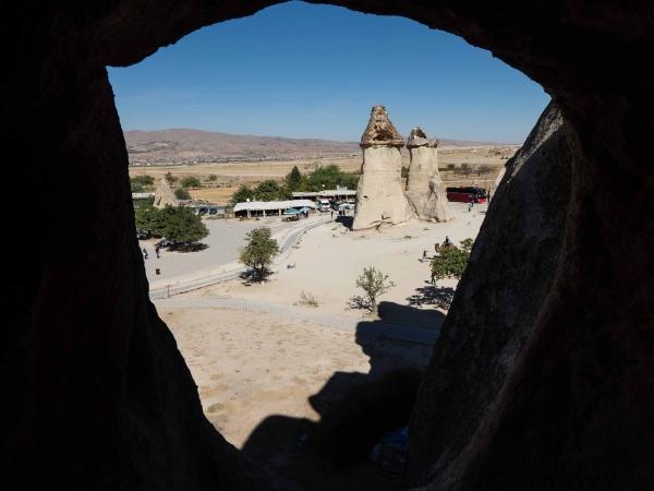 Pasabagi Valley aneb Monks Valley