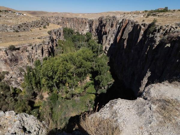 A tady to je - údolí Ihlara