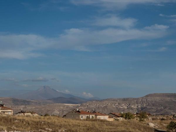 Mount Erziyes (3.917 m)
