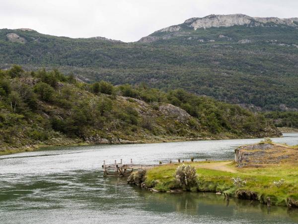 Na návštěvě v NP Tiera del Fuego (Ohňová země).