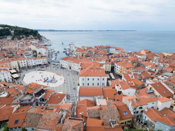 Městečko Piran