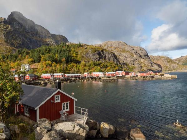 Vesnice Nusfjord